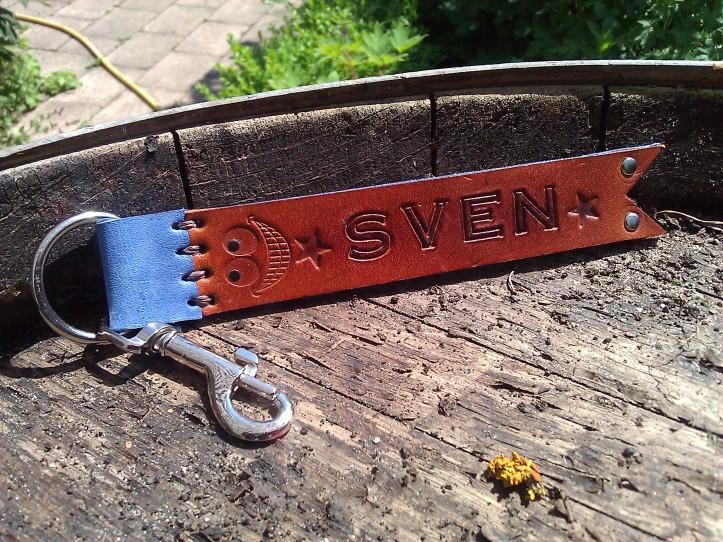 Key ring Sven