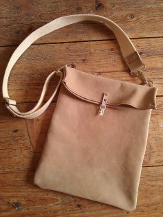 Bag#8 on table