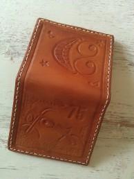 Wallet#1 outside open