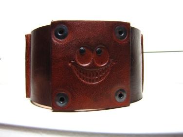 Bracelet Smile brown