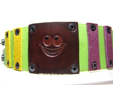 Bracelet Smile Green