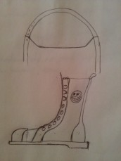 Sketch of Shoes#1