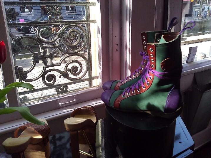 Shoes#1 in window