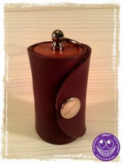 Small Leather case TheCrazyTube 6