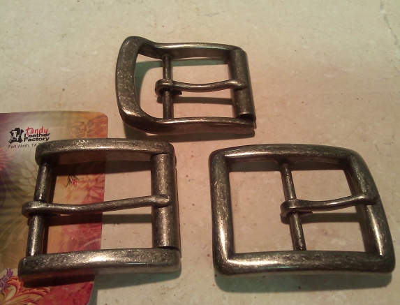 Tandy Leather Factory Buckles