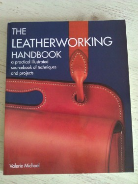 The Leatherworking handbook - Valerie Michael