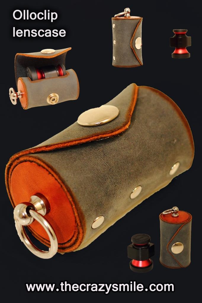 Olloclip lense case