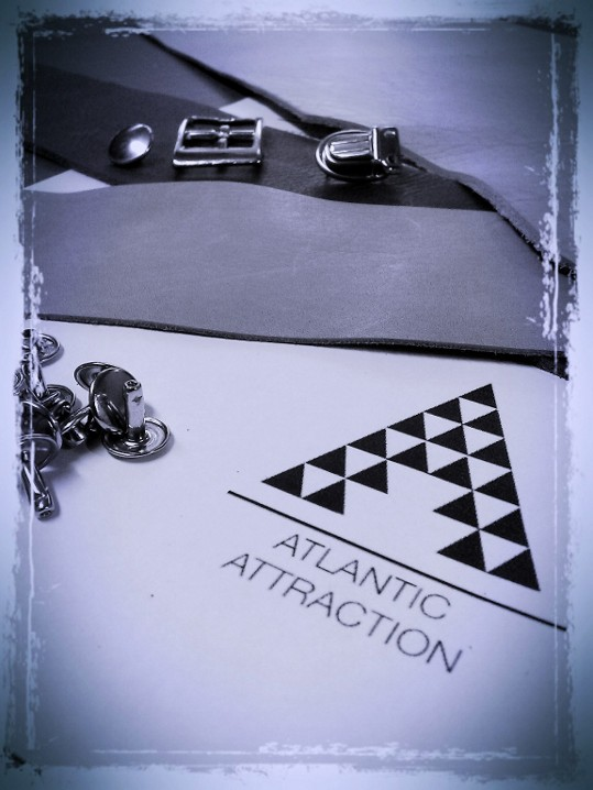 Leather Guitar Straps for Atlantic Attraction