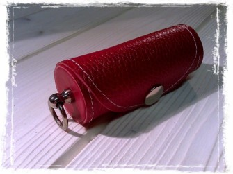 TheCrazyTube Extended - Handmade Leather Case