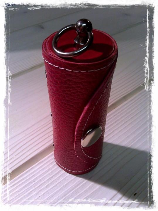 TheCrazyTube Extended - Handmade Leather Case