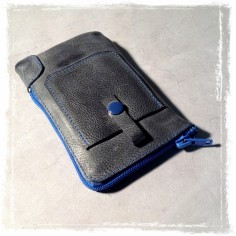 leather phone case with pocket