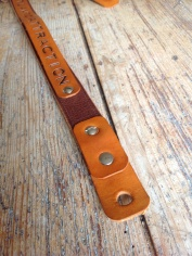 Leather Guitar straps for Atlantic Attration 1