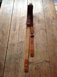 Leather Guitar straps for Atlantic Attration 13