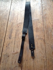Leather Guitar straps for Atlantic Attration 14
