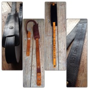 Leather Guitar straps for Atlantic Attration 30