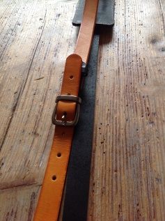 Leather Guitar straps for Atlantic Attration 7
