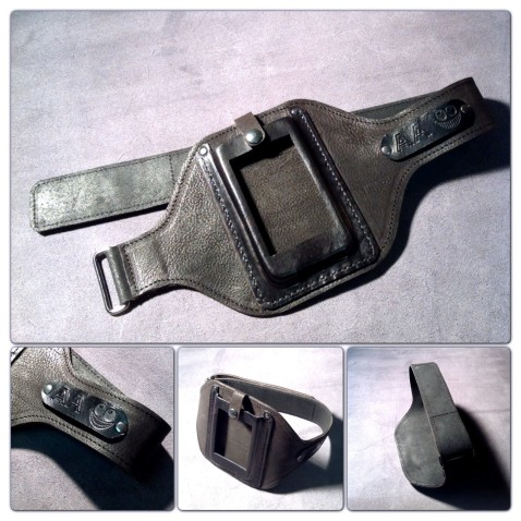 leather strap for ipod touch
