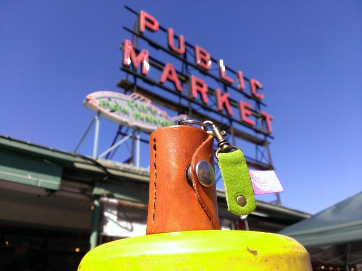 TheCrazyTube at Pike Place Market
