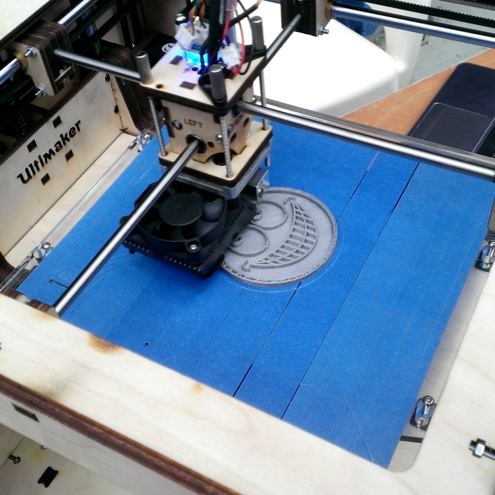 3D printing Ultimaker