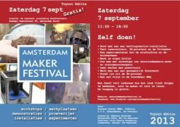 Amsterdam Maker Festival