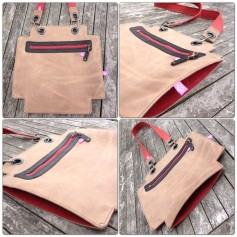 Positive Leather Bag Handmade