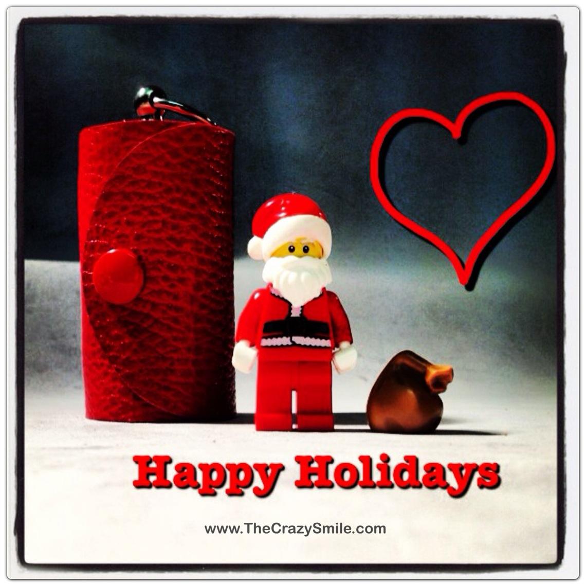 Happy Holidays from TheCrazySmile