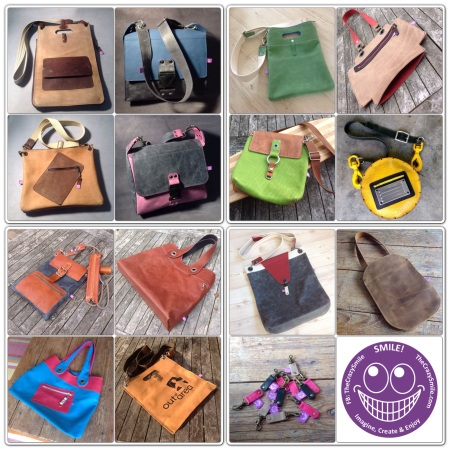 Leather Bags of 2013 by TheCrazySmile