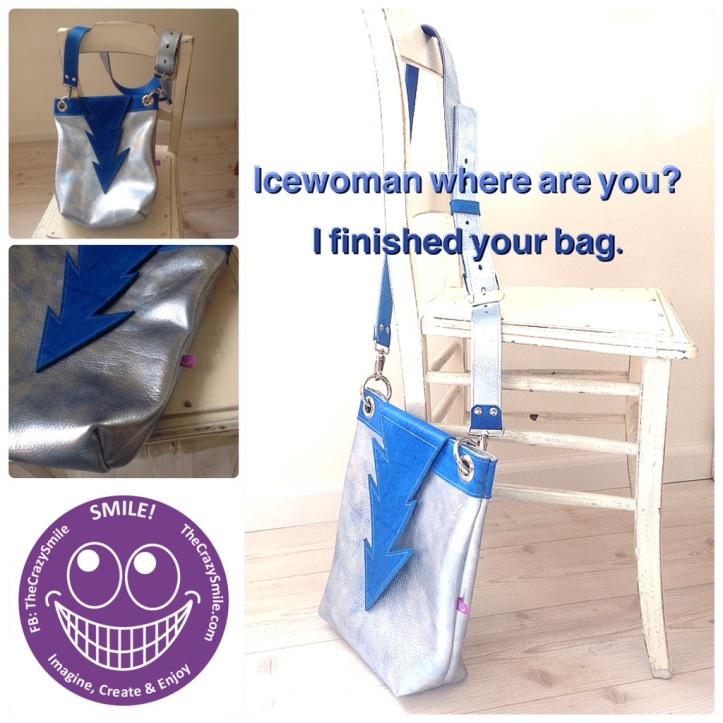 A bag for Ice Woman by TheCrazySmile