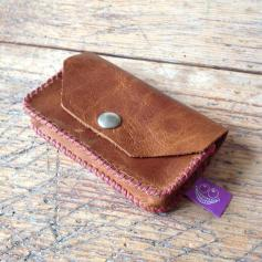 leather case for business cards