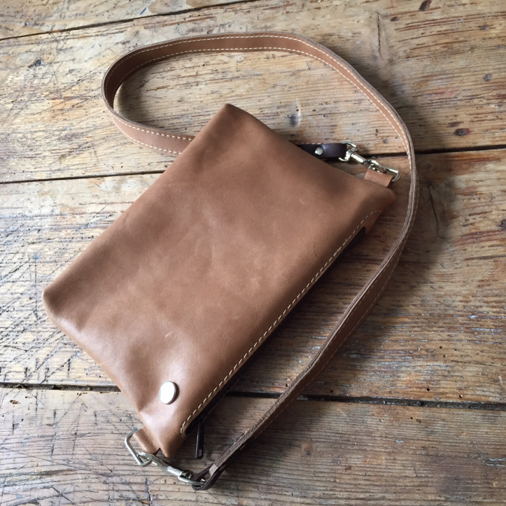 Small leather bag 3