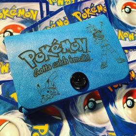 Pokemon card case