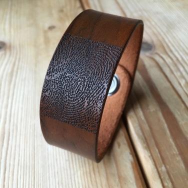 Fingerprint bracelet