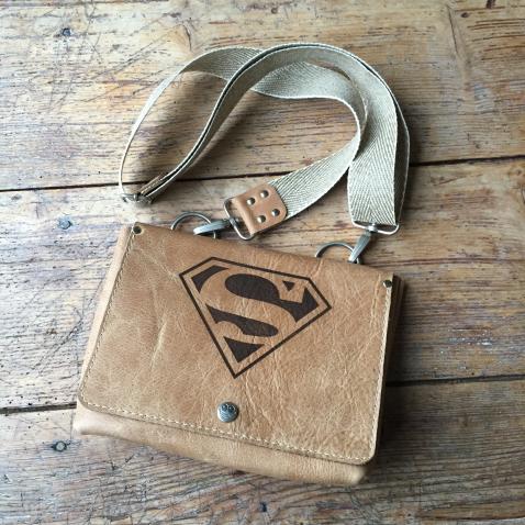 Leather Superbag