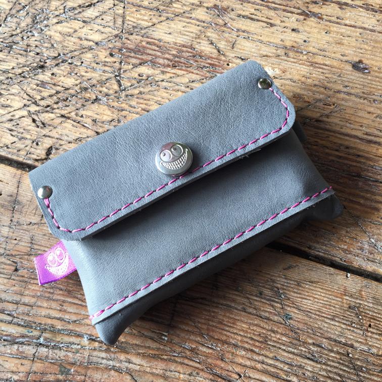 Little grey wallet