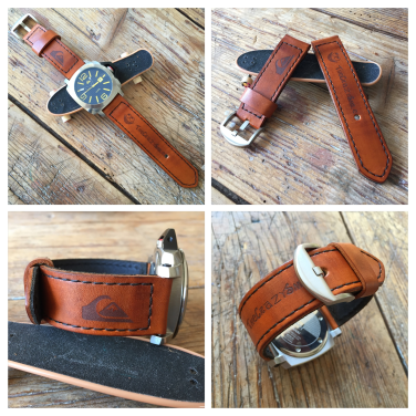 Replacement strap for Quiksilver Lanai watch