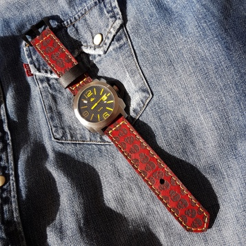 leather-watch-strap-laser-engraved