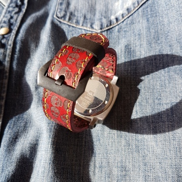 leather-watch-strap-with-laser-engraving