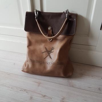 Bag with logo